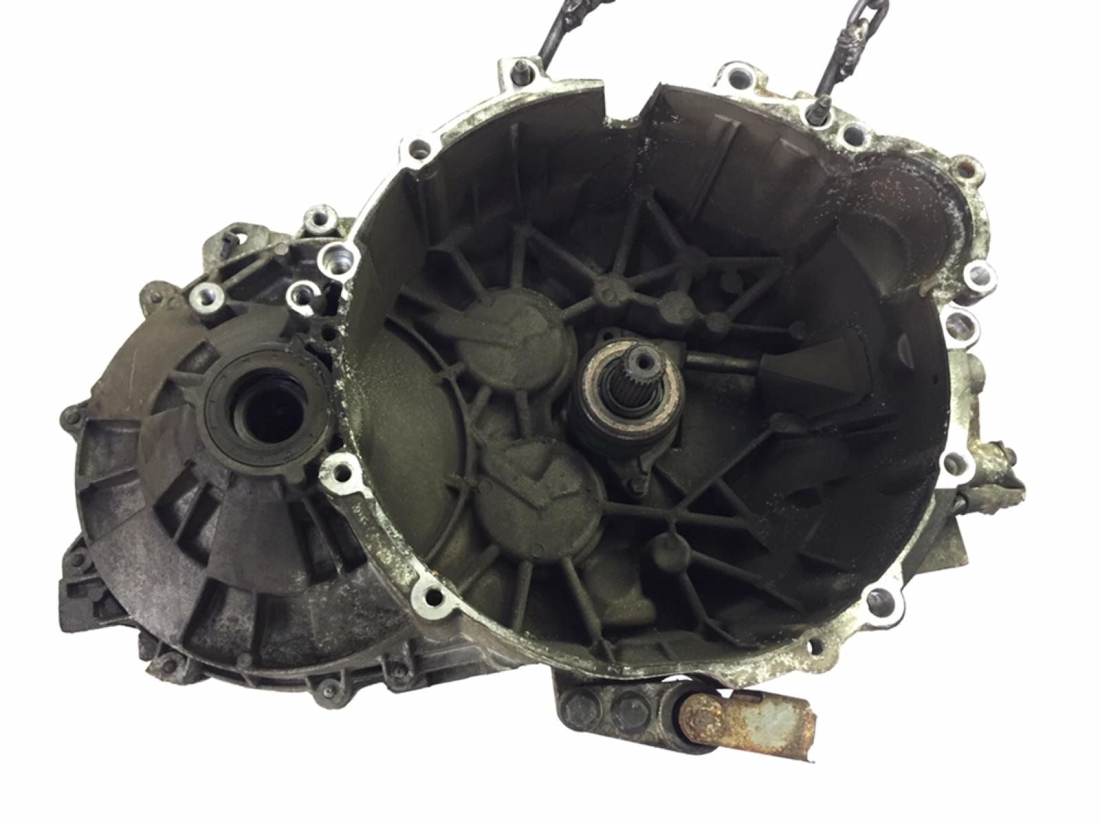 Кпп механическая (мкпп) Volvo V70 2.4 D5 2005 (б/у)