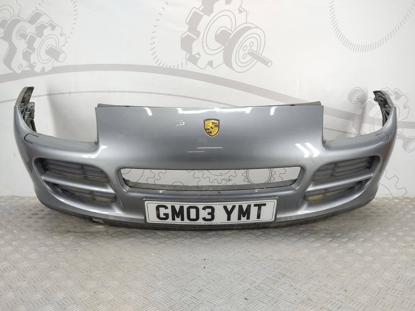 Бампер передний Porsche Cayenne 955 4.5 I 2003 (б/у)