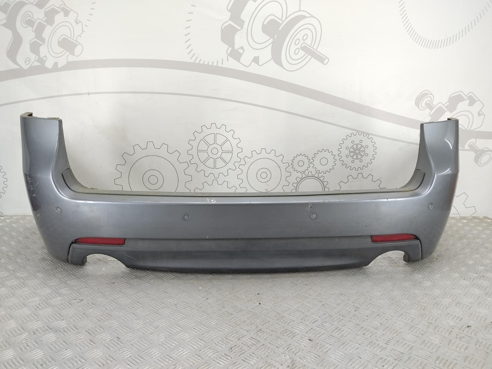 Бампер задний Saab 9-3 1.9 TID 2008 (б/у)