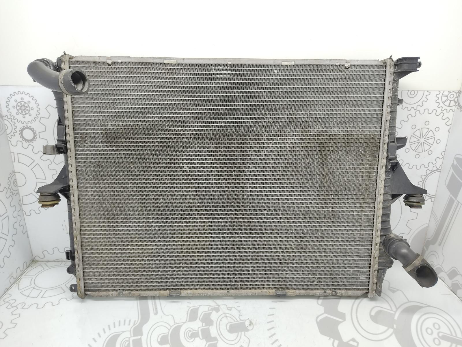 Радиатор (основной) Porsche Cayenne 955 4.5 I 2003 (б/у)