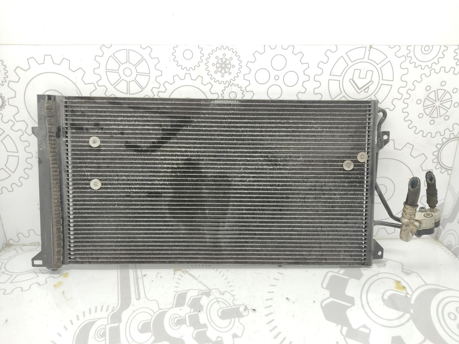 Радиатор кондиционера Porsche Cayenne 955 4.5 I 2003 (б/у)