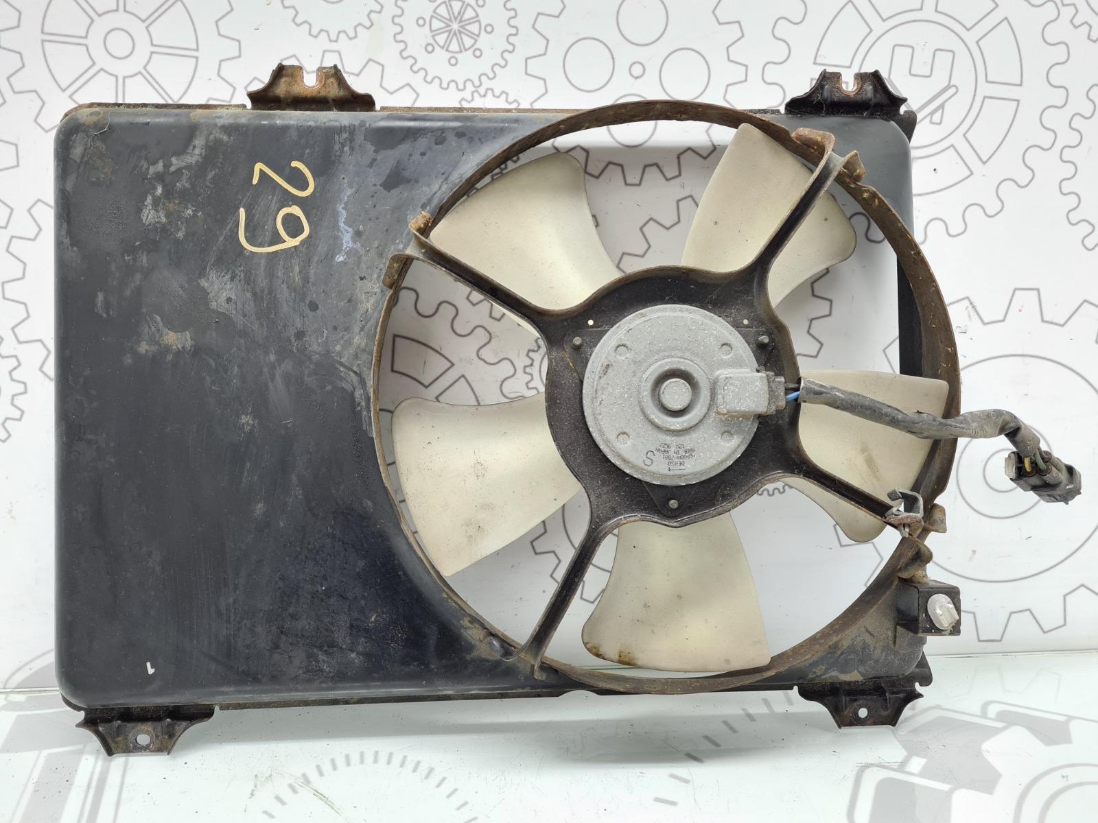Вентилятор радиатора Suzuki Swift 1.3 I 2006 (б/у)