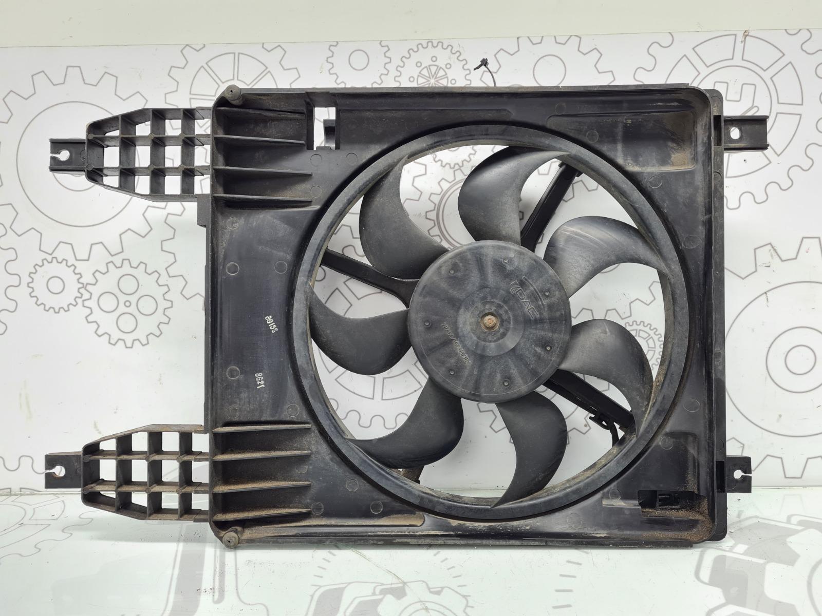 Вентилятор радиатора Chevrolet Aveo T250 1.4 I 2008 (б/у)