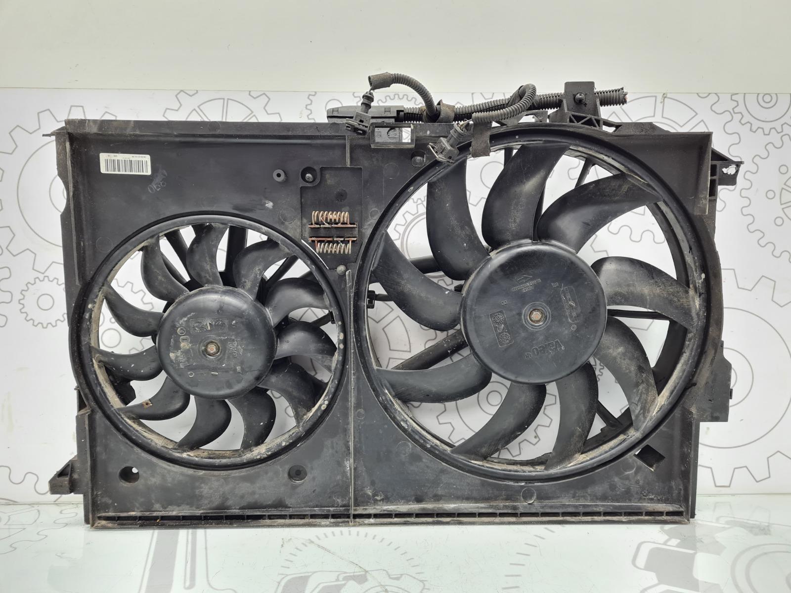 Вентилятор радиатора Saab 9-3 1.9 TID 2008 (б/у)