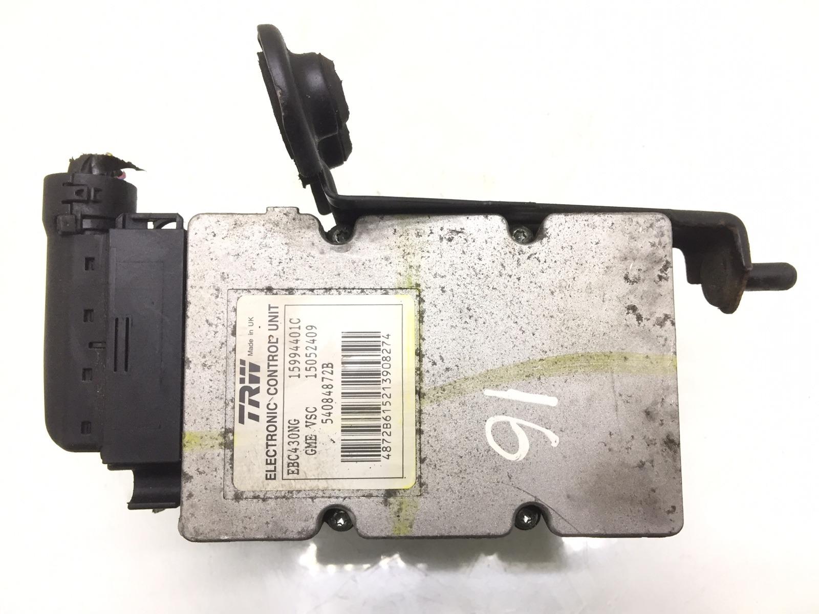 Блок abs Saab 9-3 1.9 TID 2008 (б/у)