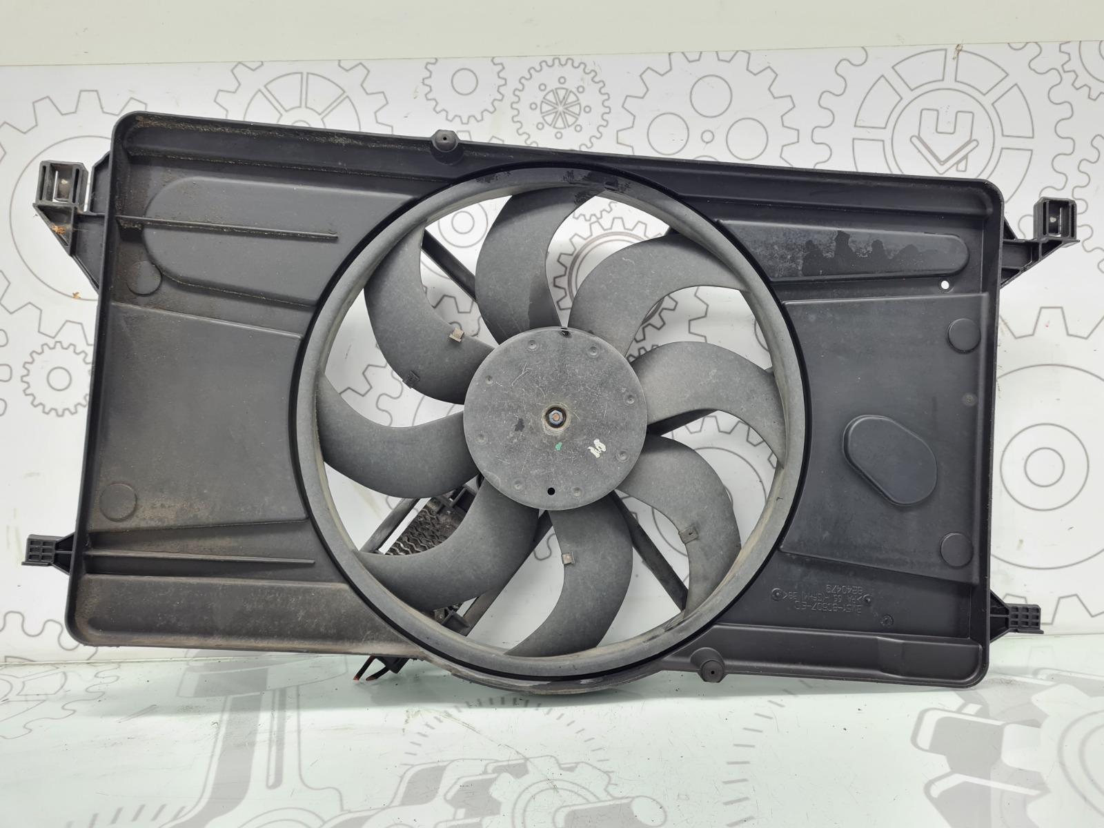 Вентилятор радиатора Ford Focus 1.6 I 2005 (б/у)