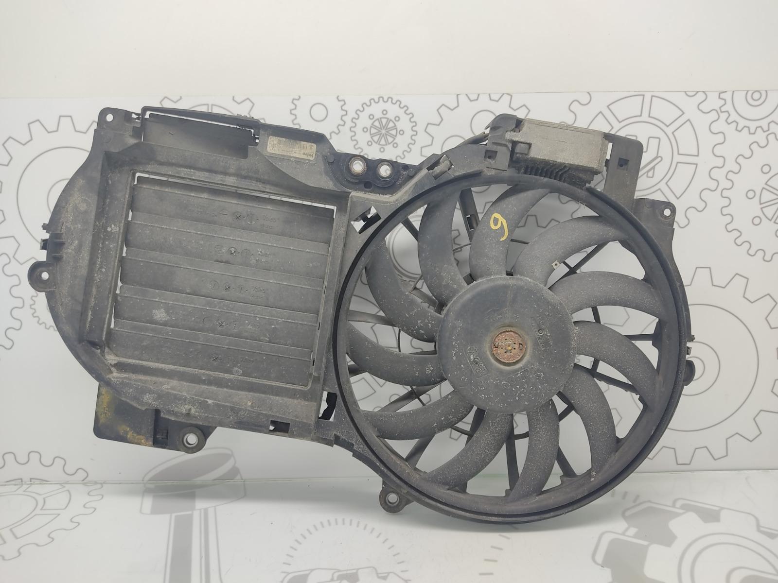 Вентилятор радиатора Audi A6 C6 2.0 TDI 2005 (б/у)