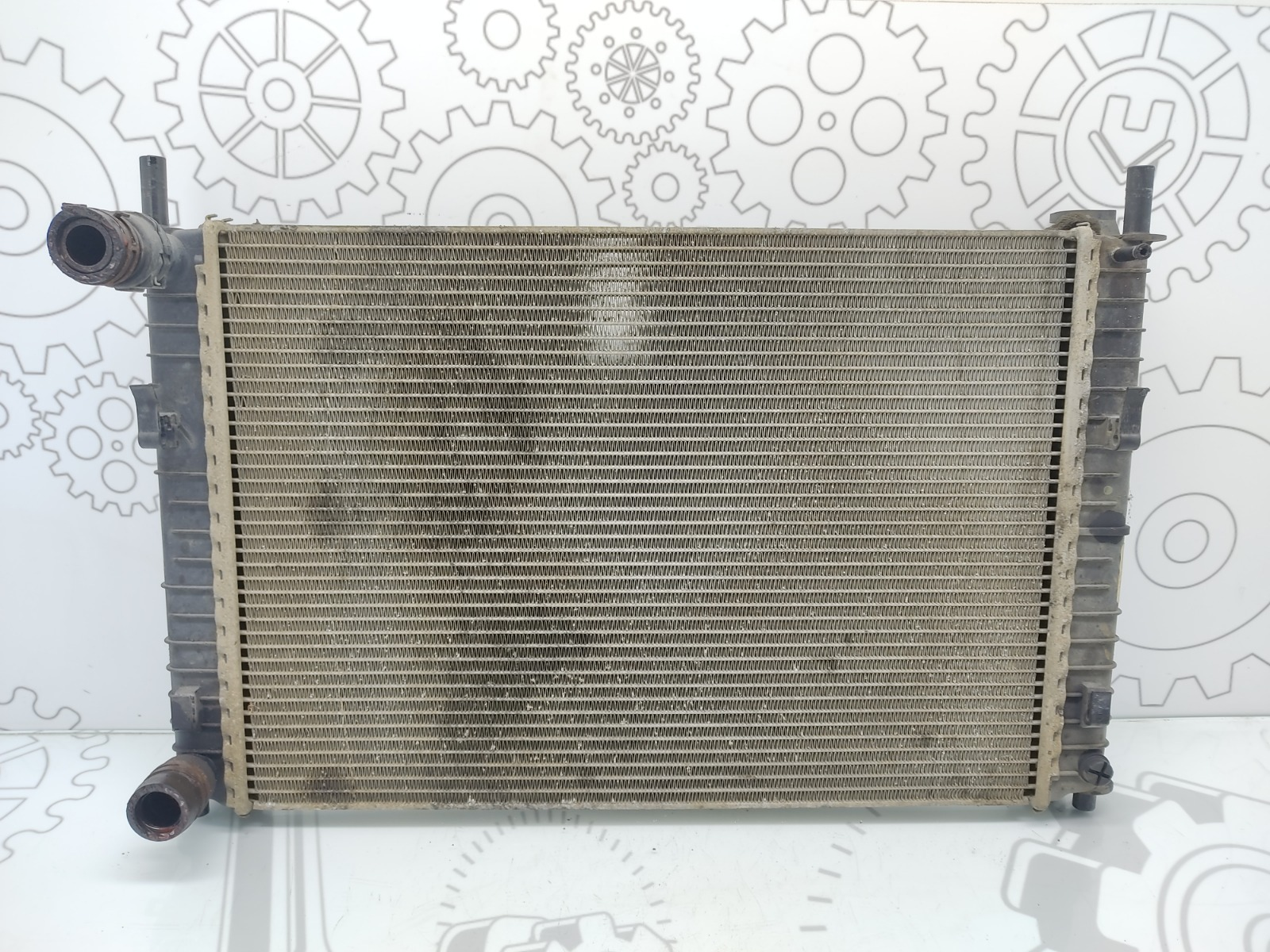 Радиатор (основной) Ford Fusion 1.4 TDCI 2004 (б/у)