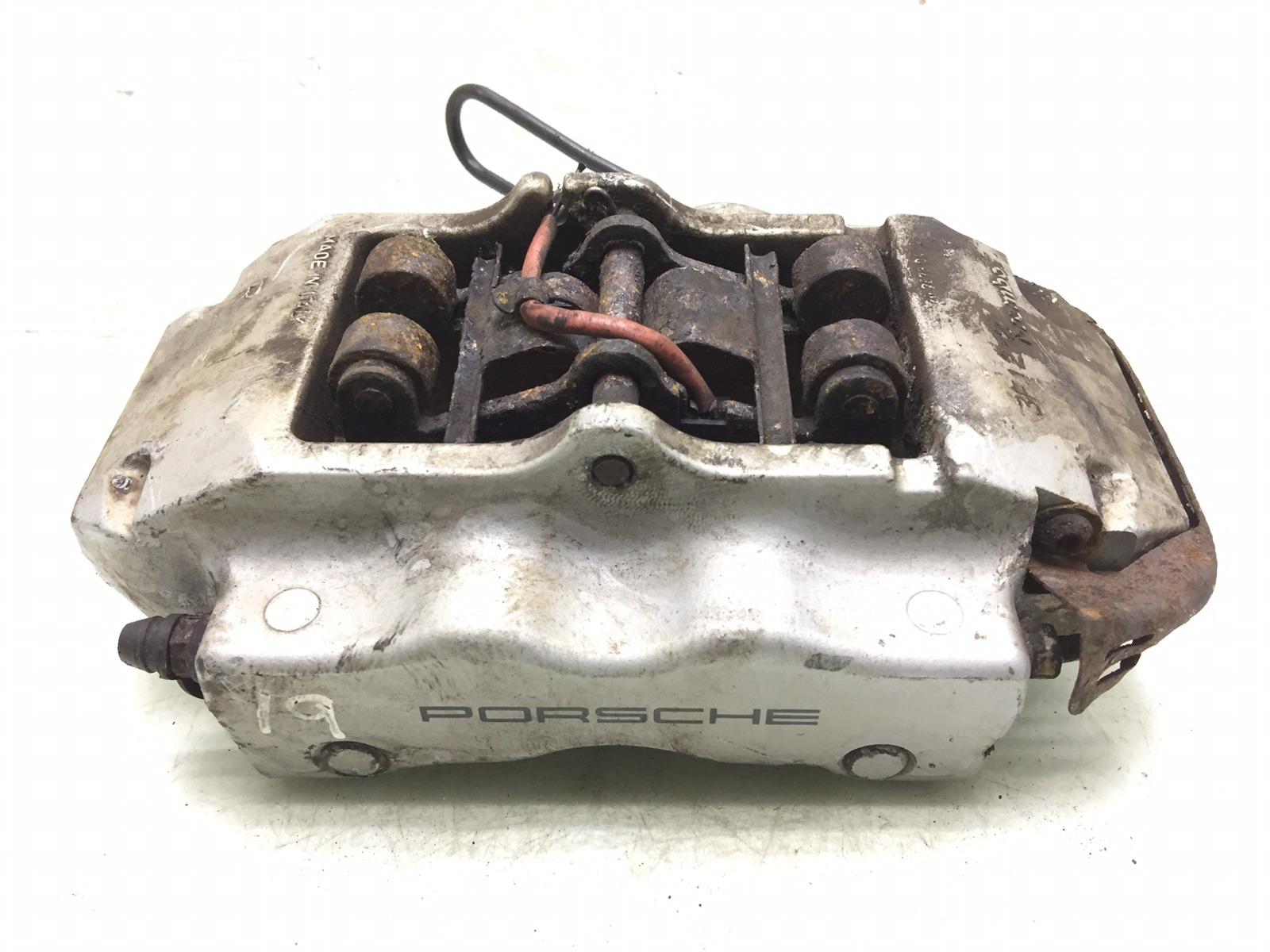 Суппорт задний правый Porsche Cayenne 955 4.5 I 2003 (б/у)