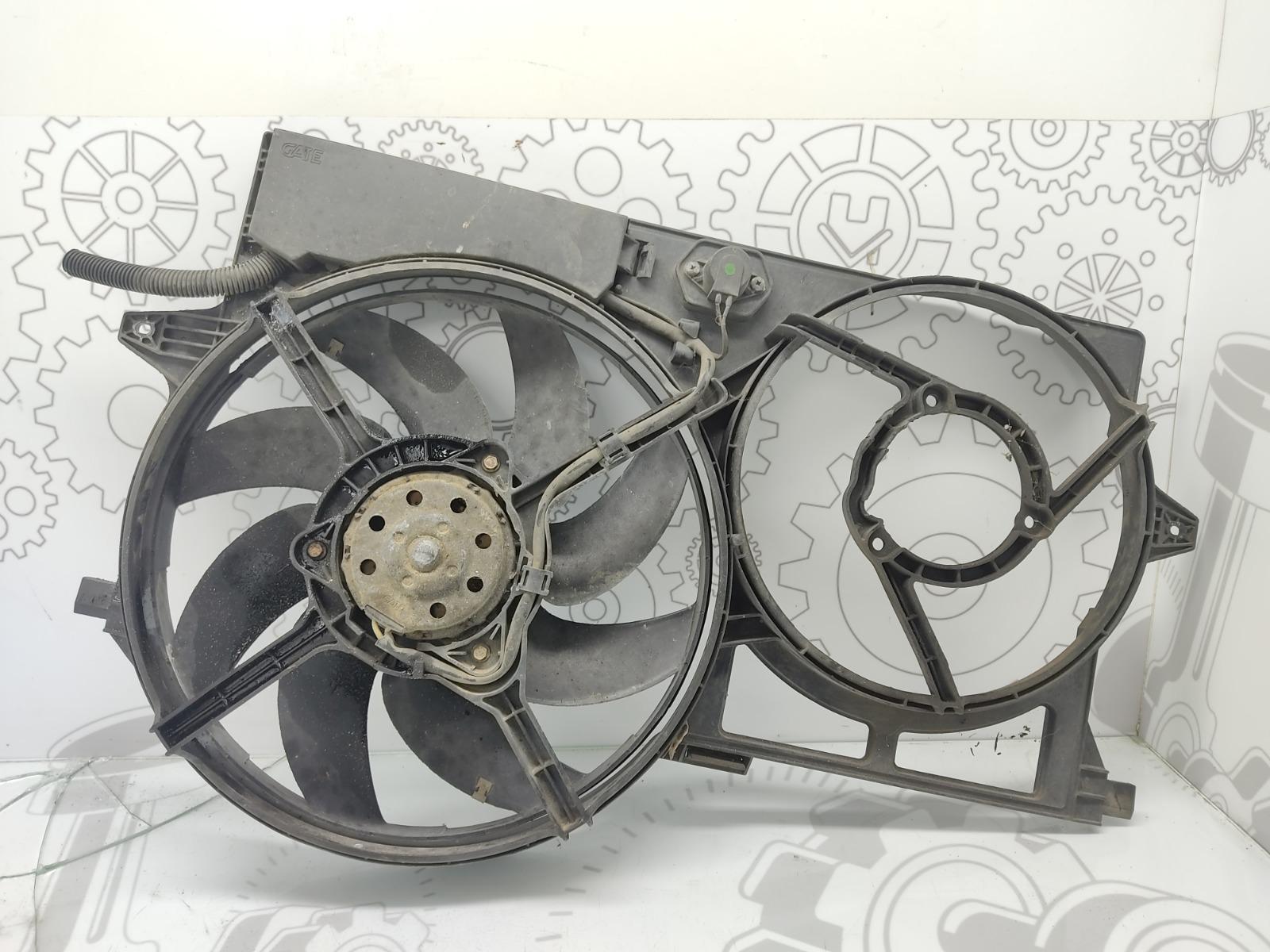 Вентилятор радиатора Citroen Jumpy 1.9 D 2005 (б/у)