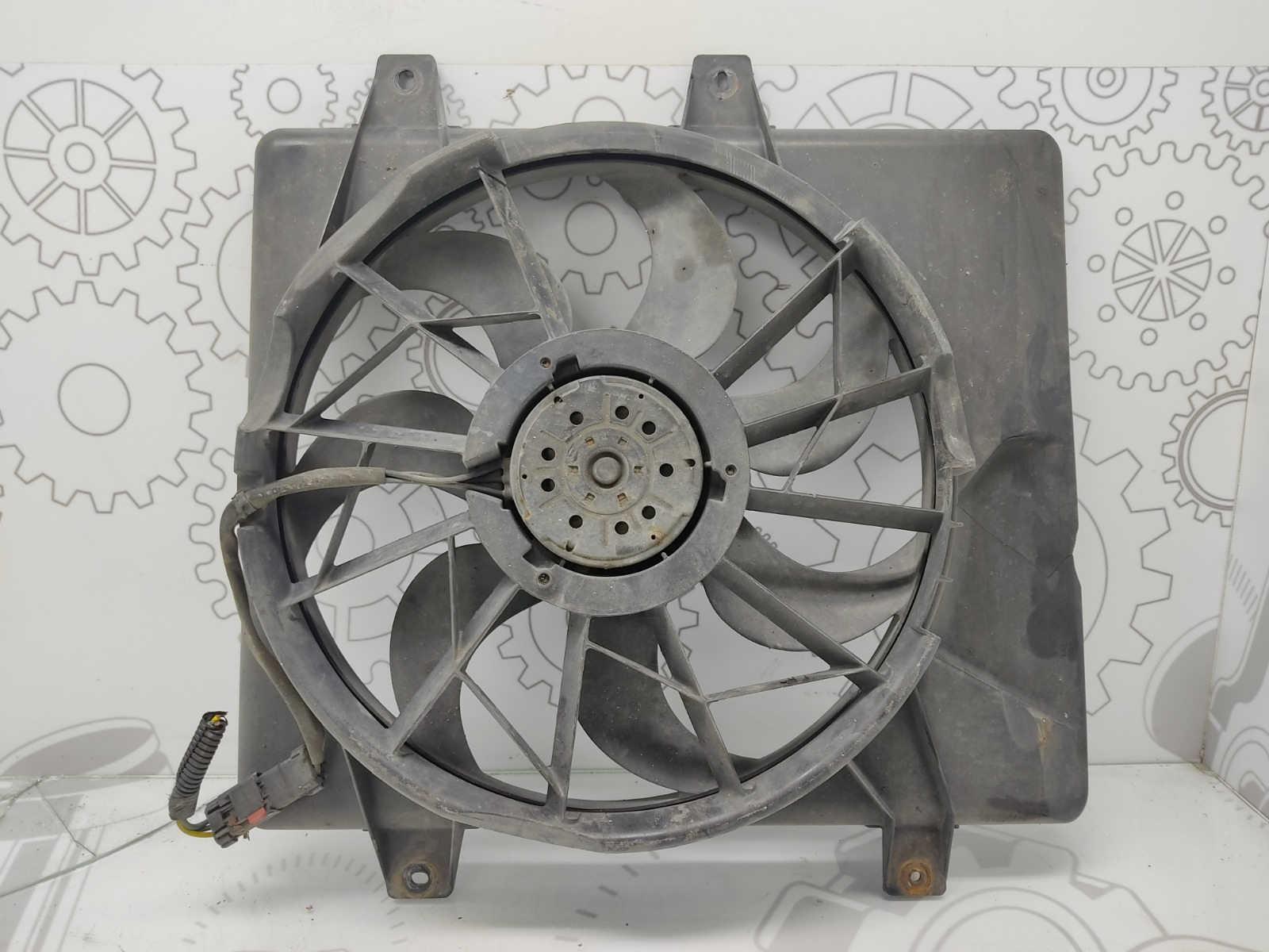 Вентилятор радиатора Chrysler Pt-Cruiser 2.2 CRD 2003 (б/у)