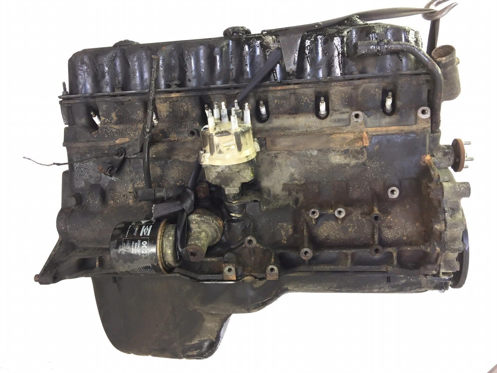 Двигатель Jeep Grand Cherokee ZJ 4.0 I 1997 (б/у)