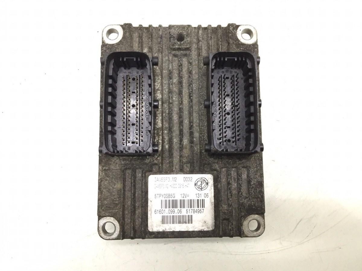 Блок управления двигателем Fiat Punto 3 1.4 I 2007 (б/у)