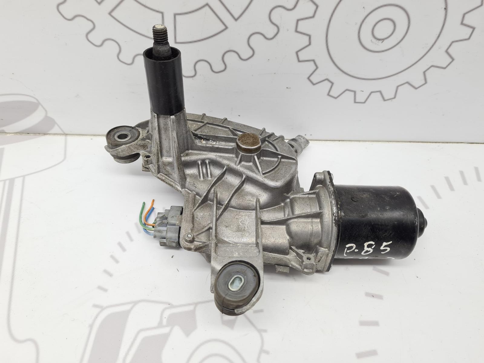 Моторчик передних стеклоочистителей (дворников) Citroen C4 Grand Picasso 1.6 HDI 2009 (б/у)