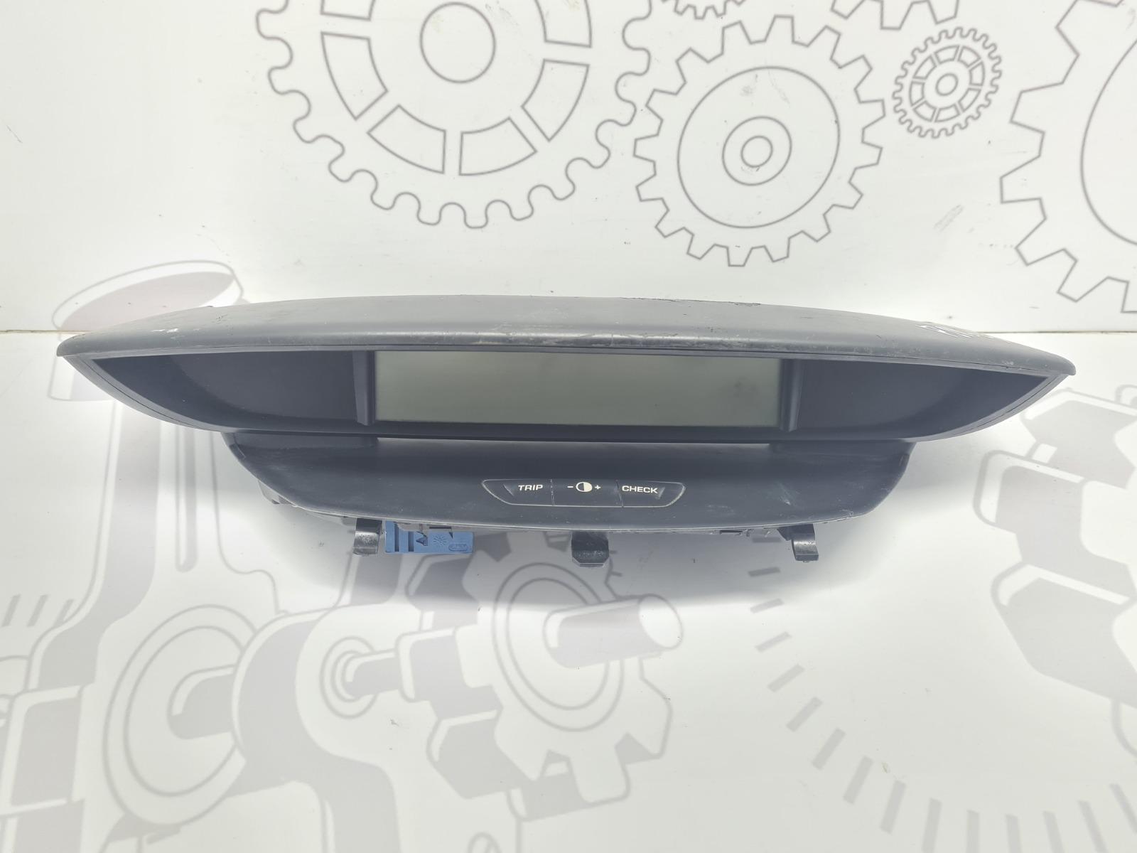 Щиток приборов (приборная панель) Citroen C4 1.6 HDI 2006 (б/у)