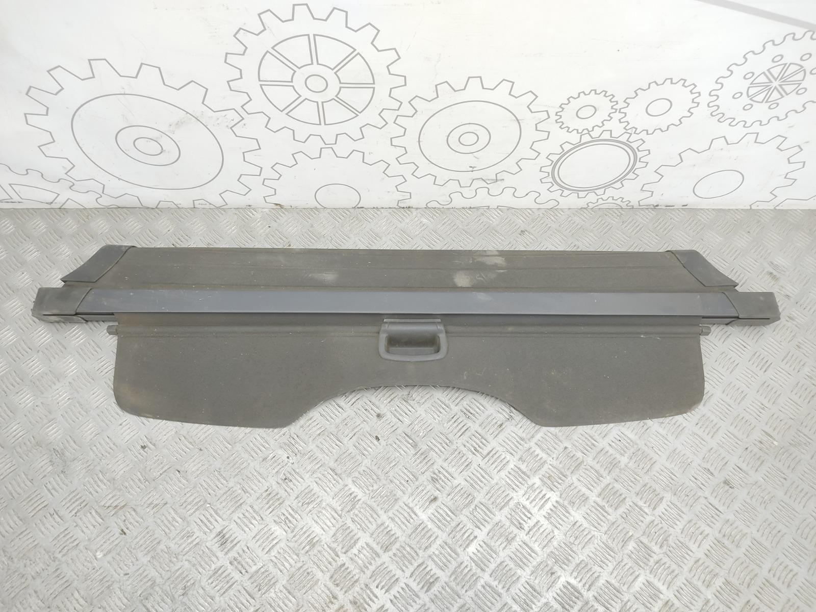 Шторка багажника Ford Focus 1.6 TDCI 2007 (б/у)