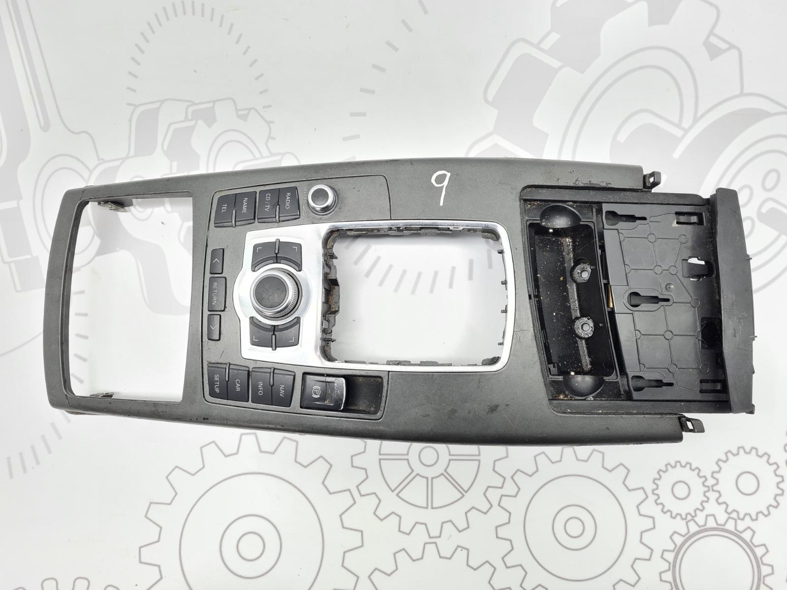 Джойстик управления мультимедиа Audi A6 C6 2.0 TDI 2005 (б/у)