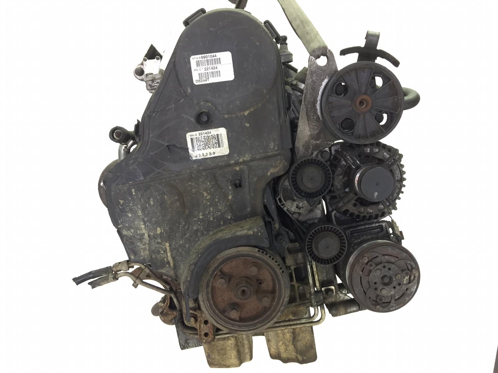 Двигатель Volvo S80 2.4 D5 2004 (б/у)