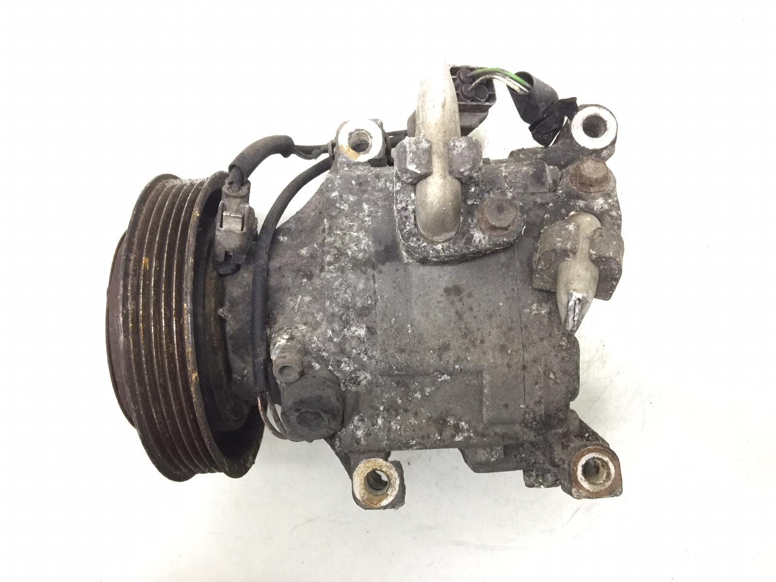 Компрессор кондиционера Toyota Yaris P1 1.4 D-4D 2004 (б/у)