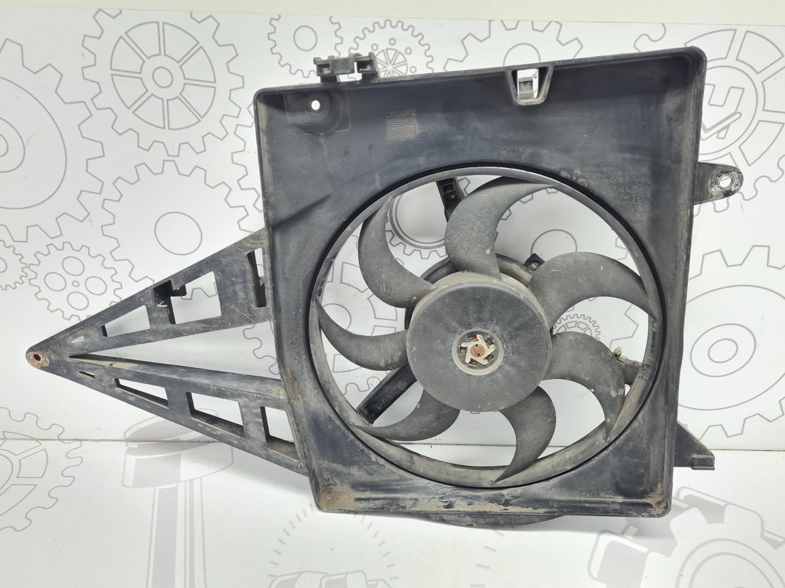 Вентилятор радиатора Opel Omega B 2.2 I 2002 (б/у)