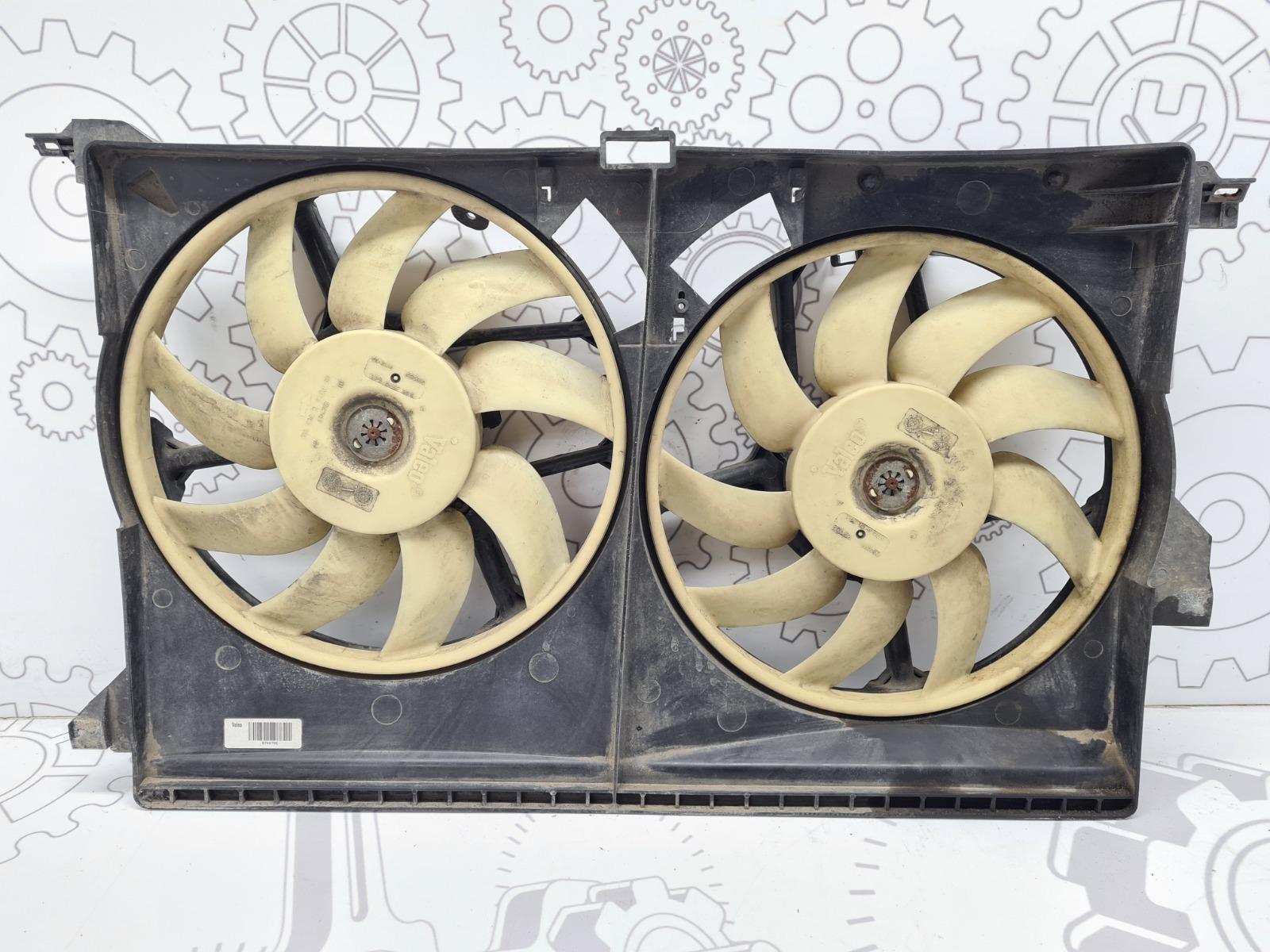 Вентилятор радиатора Opel Vectra C 1.9 CDTI 2005 (б/у)