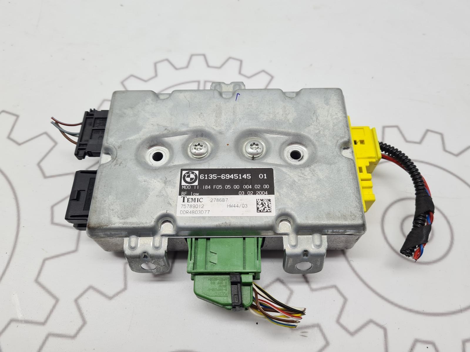 Блок управления двери Bmw 5 E60 2.5 I 2004 (б/у)