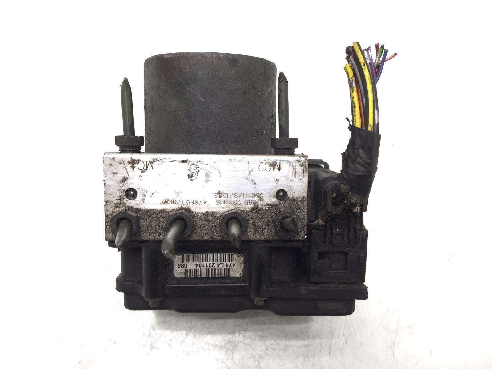Блок abs Nissan Almera N16 1.5 I 2004 (б/у)