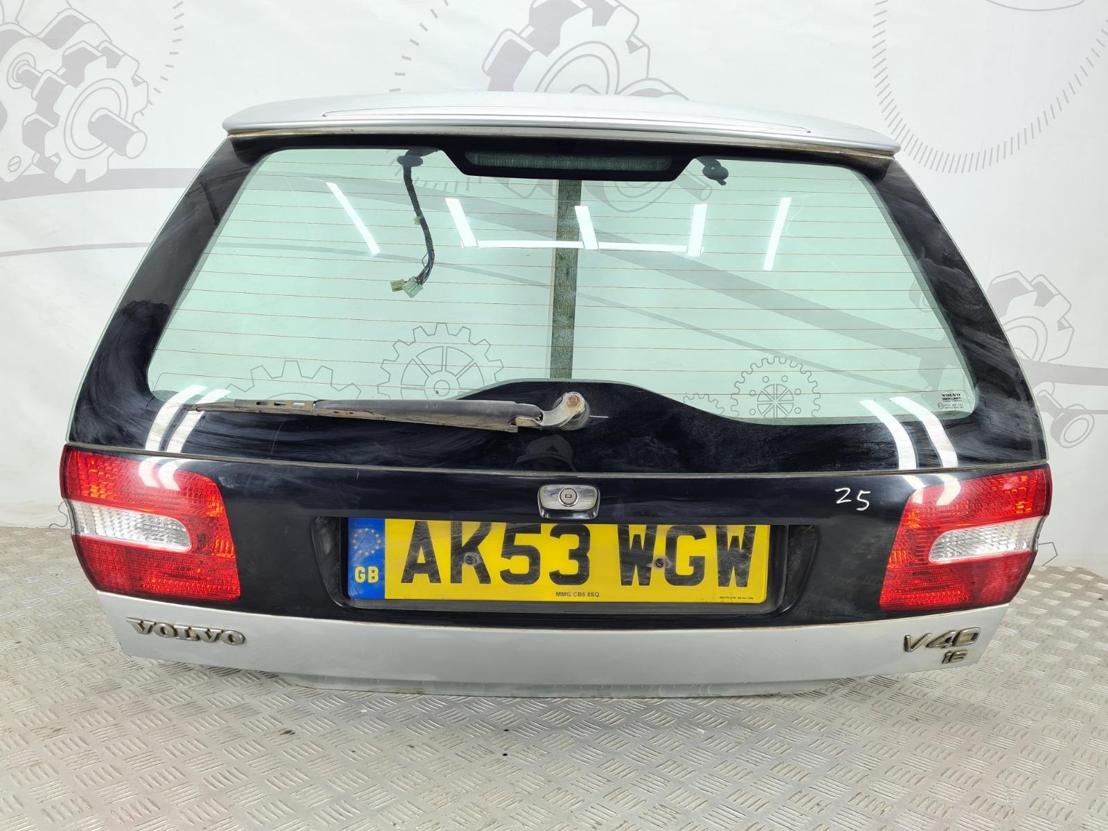Крышка багажника Volvo V40 1.8 I 2003 (б/у)