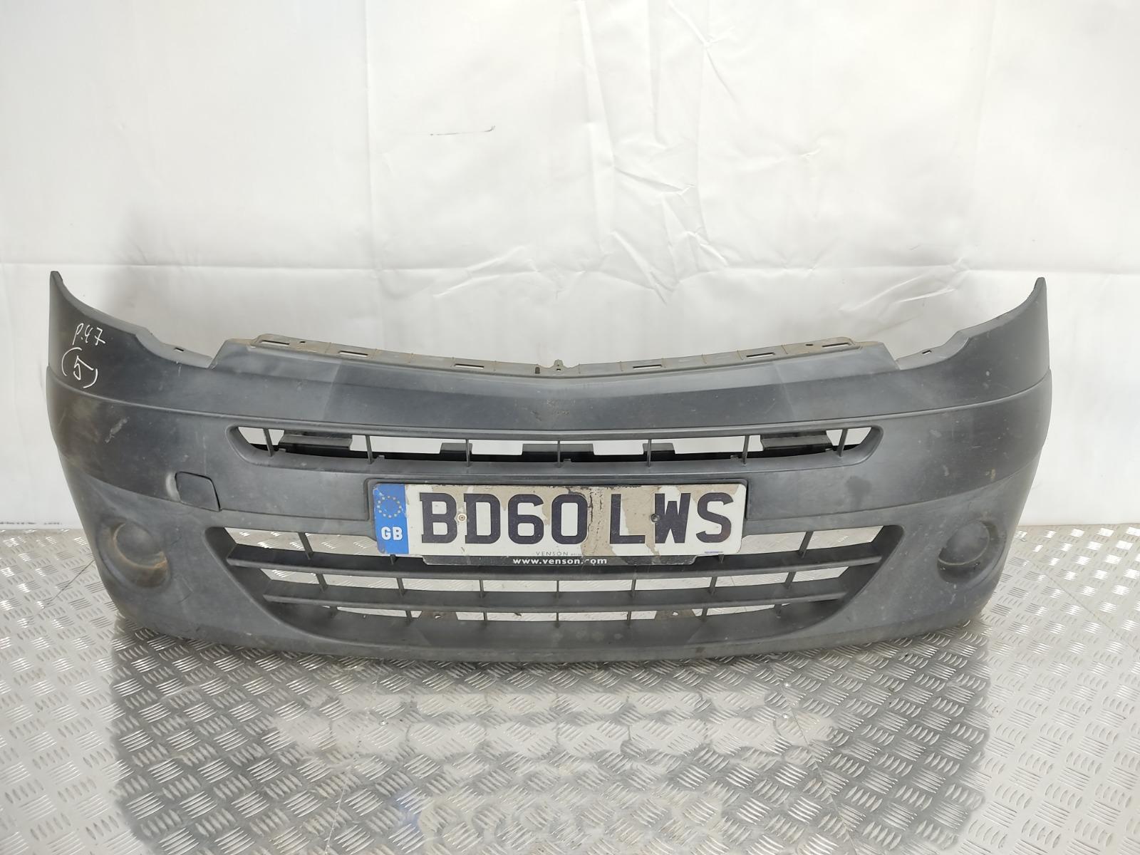 Бампер передний Renault Kangoo 1.5 DCI 2010 (б/у)