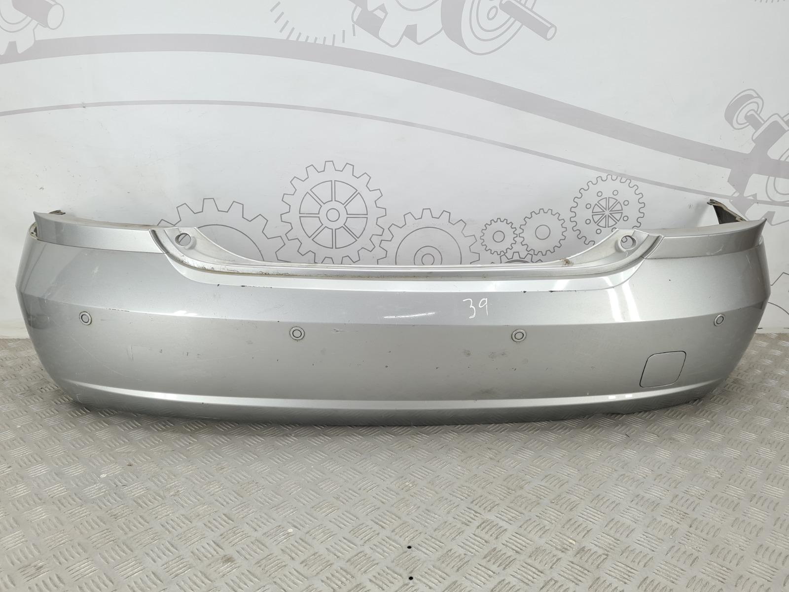 Бампер задний Nissan Almera N16 1.5 I 2004 (б/у)