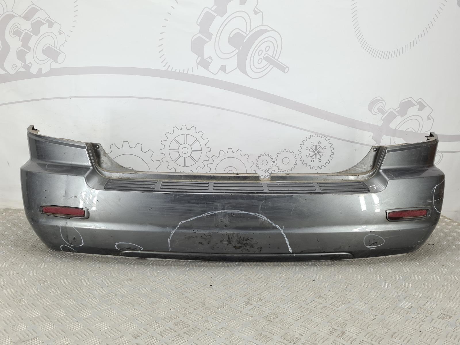 Бампер задний Kia Sorento 2.5 CRD 2006 (б/у)