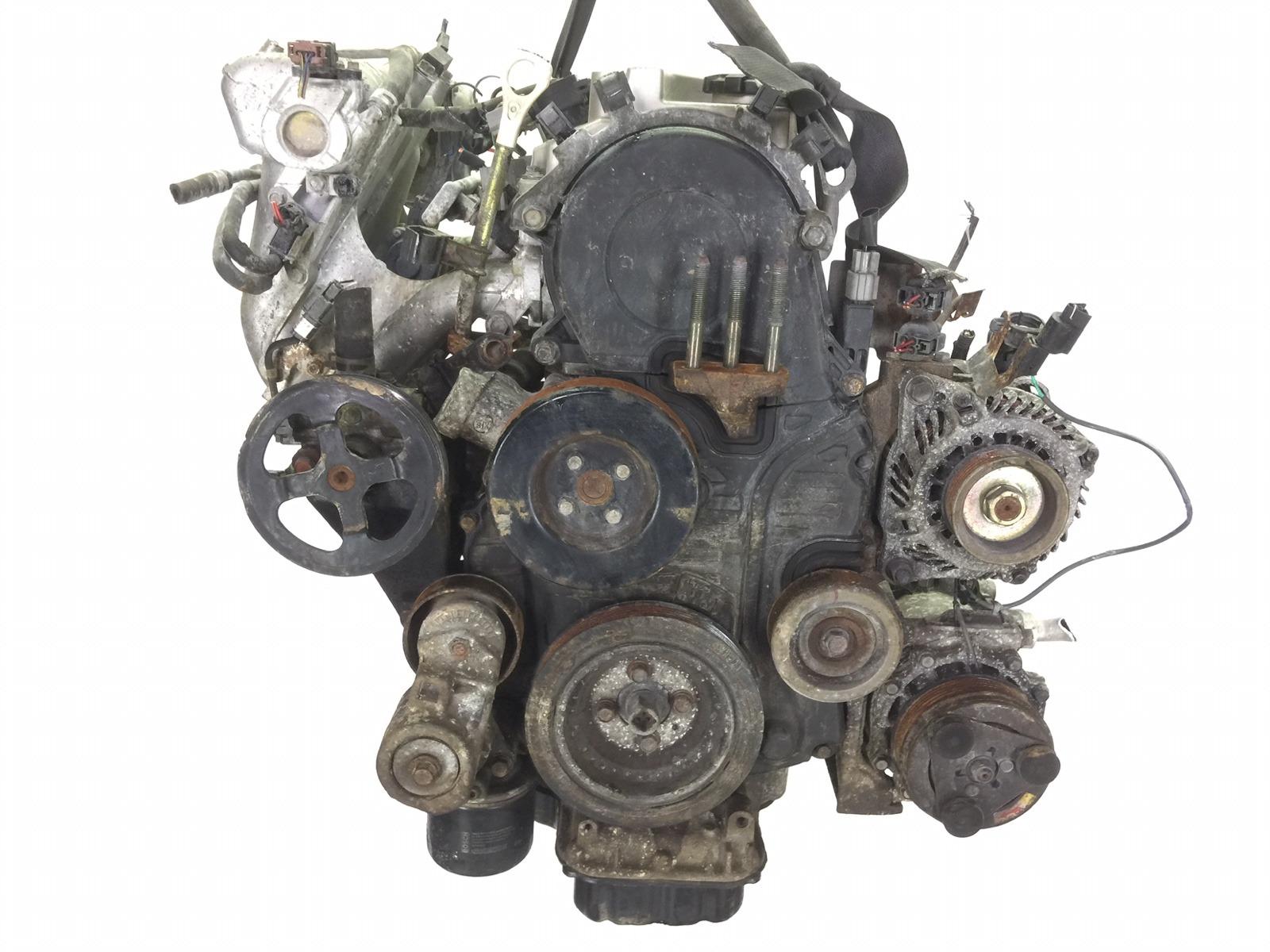 Двигатель Mitsubishi Outlander 2.4 I 2004 (б/у)