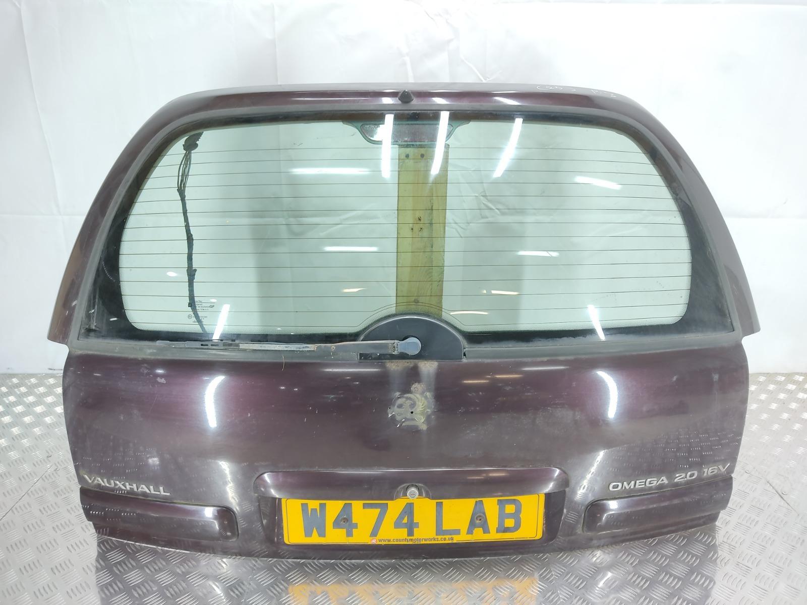 Крышка багажника Opel Omega B 2.0 I 2000 (б/у)