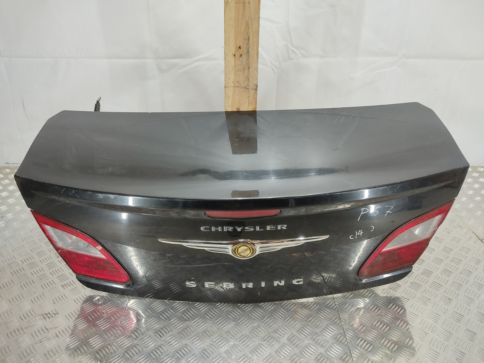 Крышка багажника (дверь 3-5) Chrysler Sebring 3 2.0 CRD 2007 (б/у)
