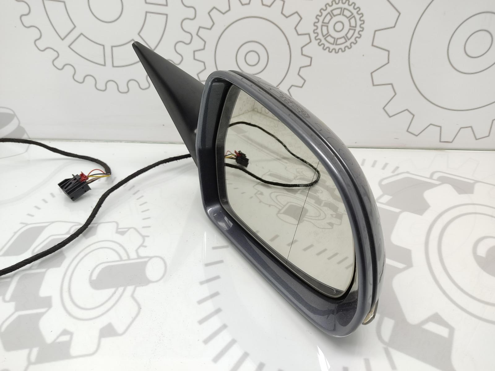 Зеркало наружное правое Skoda Octavia 1.6 TDI 2011 (б/у)