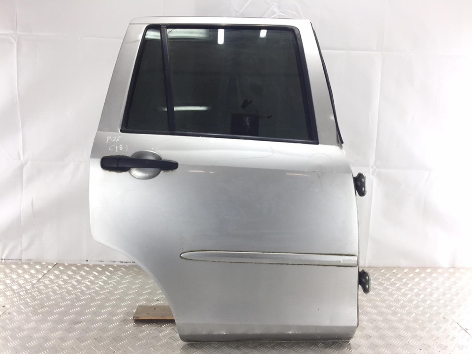 Дверь задняя правая Mazda 2 1.4 TD 2004 (б/у)