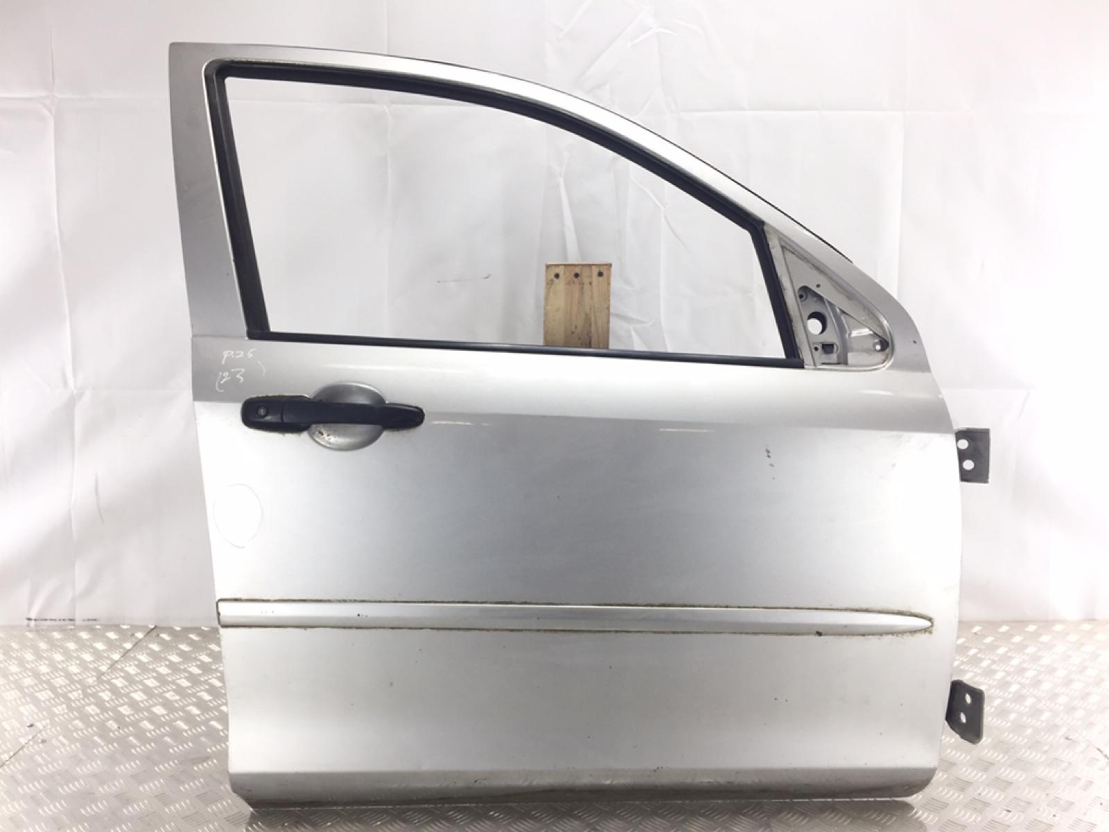 Дверь передняя правая Mazda 2 1.4 TD 2004 (б/у)