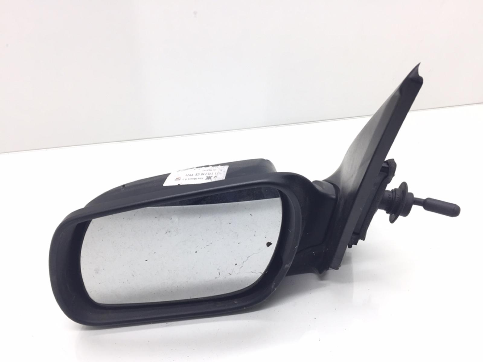 Зеркало наружное левое Mazda 2 1.4 TD 2004 (б/у)