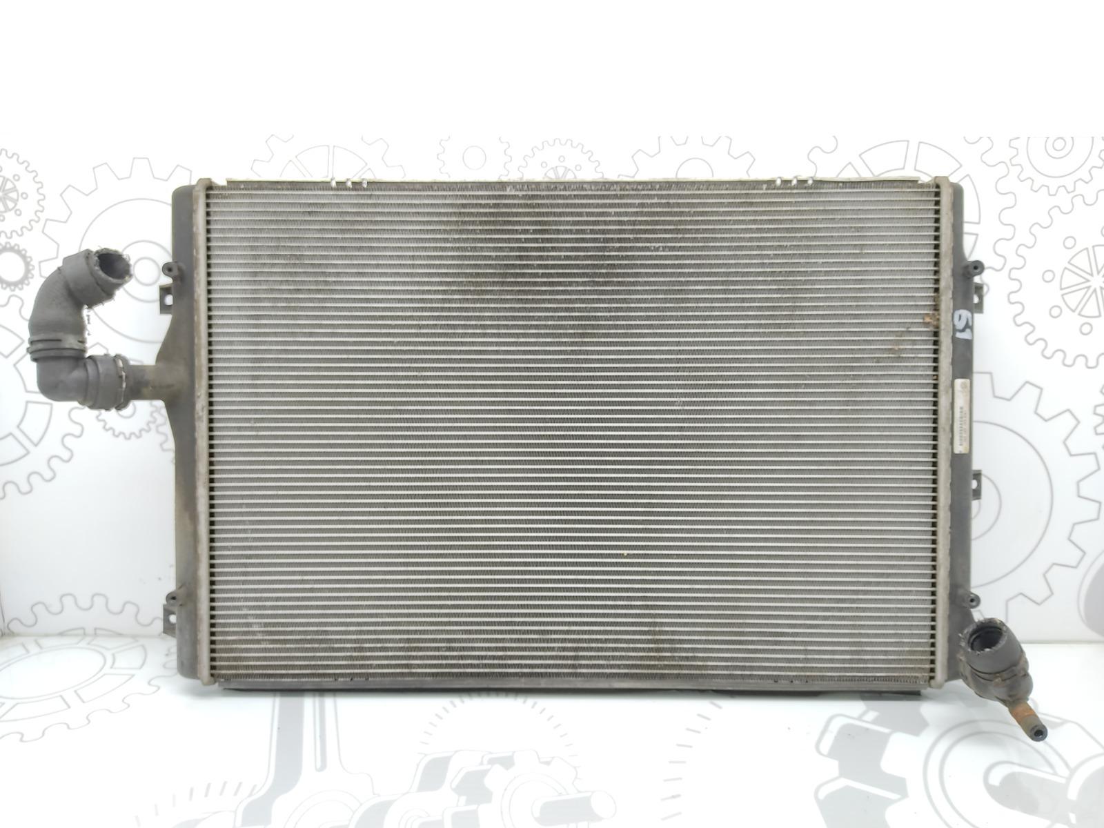 Радиатор (основной) Skoda Octavia 1.6 TDI 2011 (б/у)