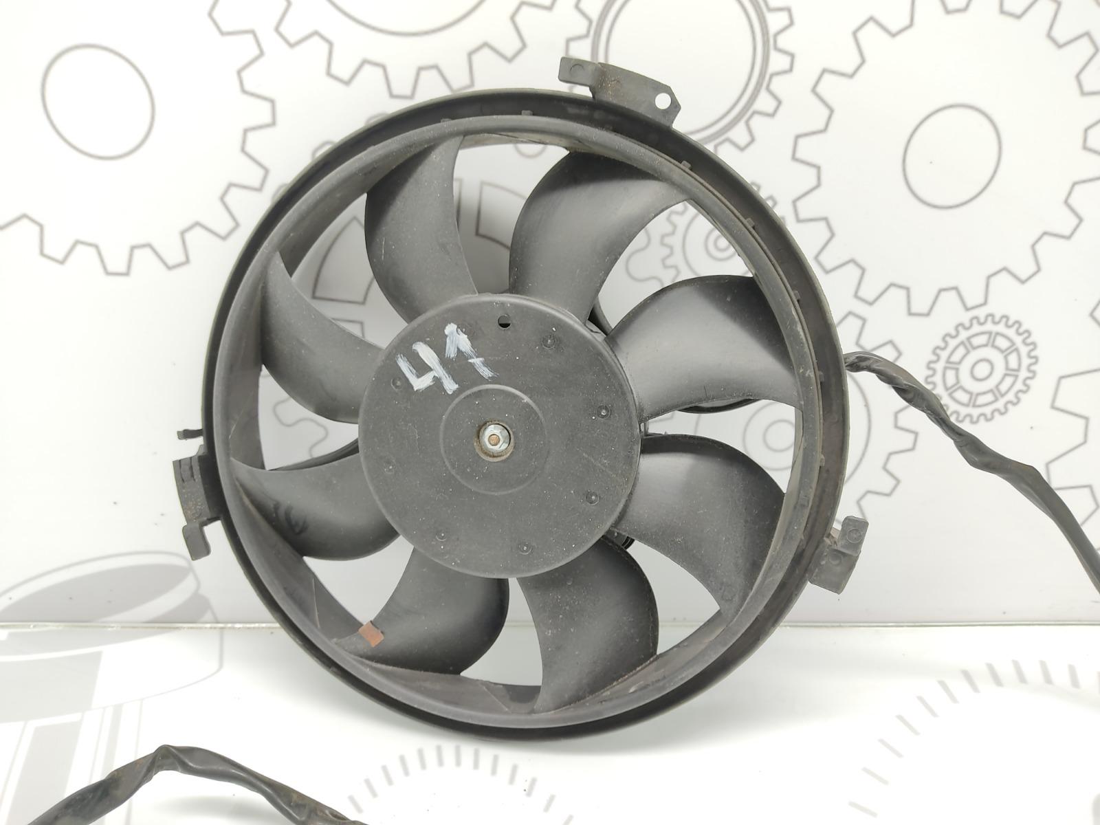 Вентилятор радиатора Skoda Superb 1.9 TDI 2005 (б/у)