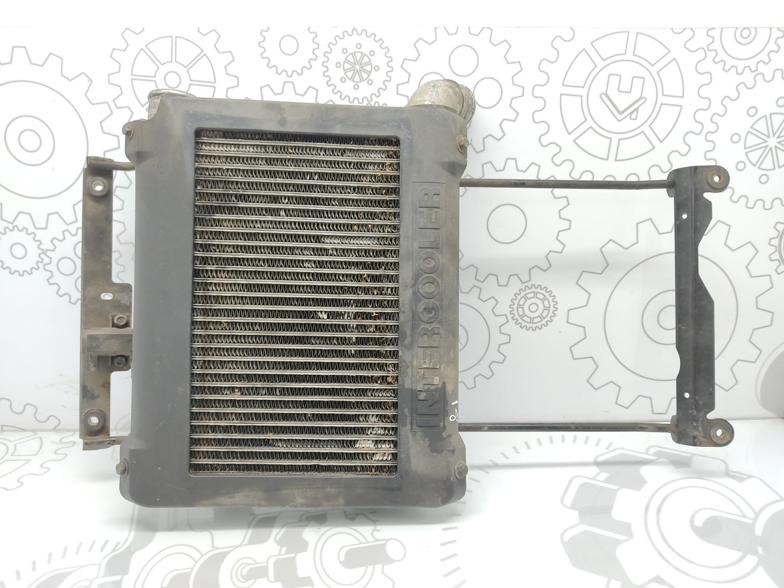 Интеркулер Hyundai Santa Fe 2.0 CRDI 2002 (б/у)