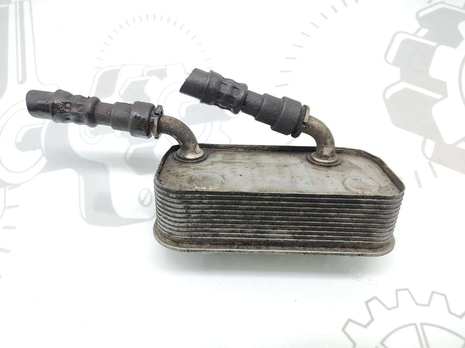 Радиатор масляный Bmw 3 E46 3.0 I 2002 (б/у)