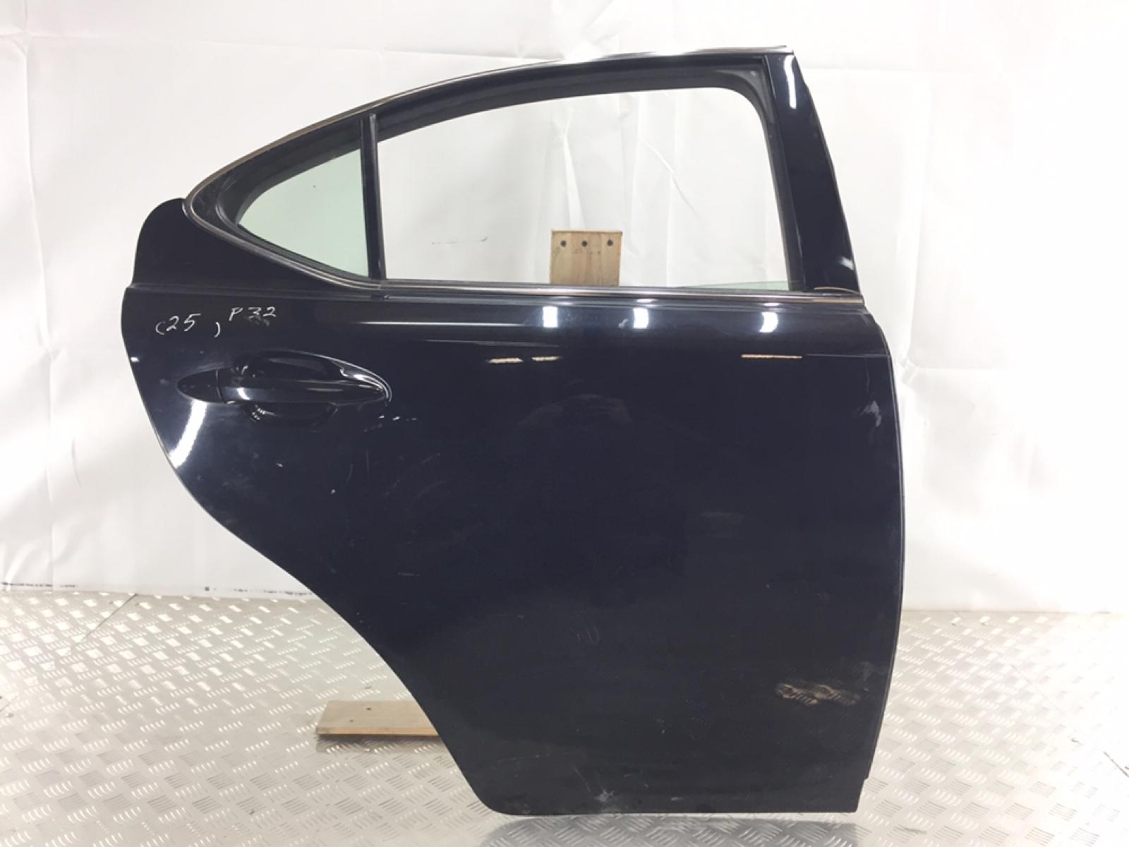 Дверь задняя правая Lexus Is 2.2 TD 2007 (б/у)