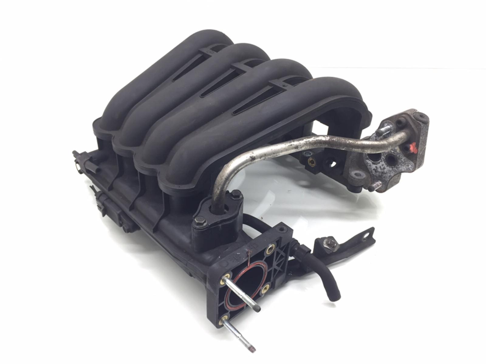 Коллектор впускной Chevrolet Matiz 1.0 I 2008 (б/у)