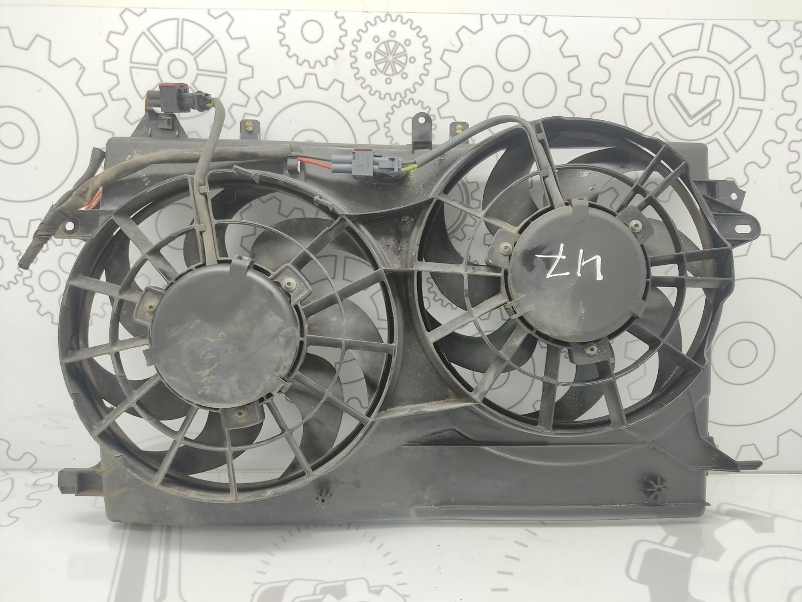 Вентилятор радиатора Saab 9-5 2.3 TI 2005 (б/у)