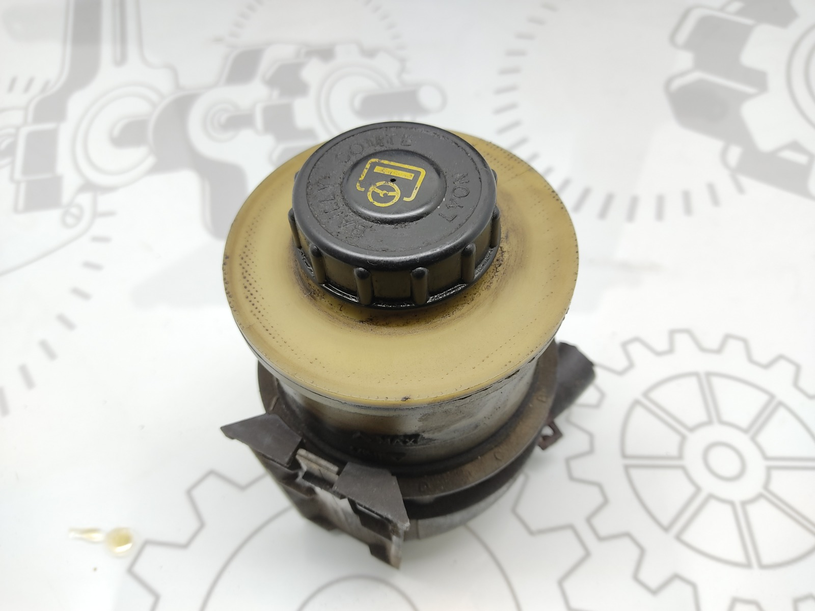 Бачок гидроусилителя Renault Scenic Rx4 2.0 I 2000 (б/у)