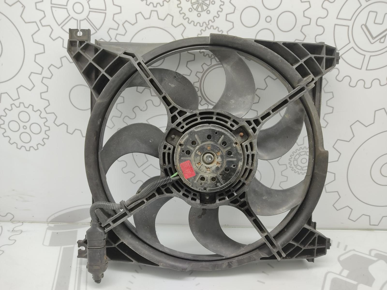 Вентилятор радиатора Hyundai Santa Fe 2.0 CRDI 2002 (б/у)
