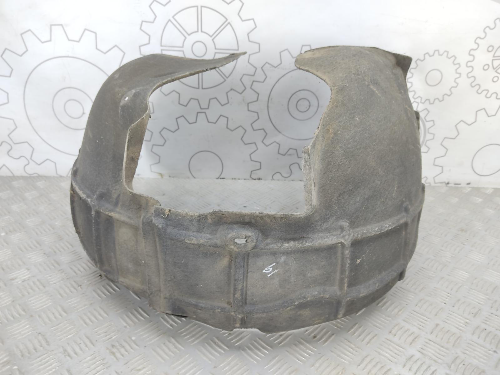 Защита арок передняя левая (подкрылок) Skoda Octavia 1.6 TDI 2011 (б/у)