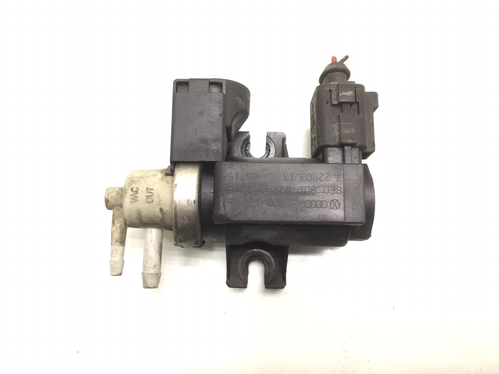 Клапан электромагнитный Audi A4 B7 2.0 TDI 2005 (б/у)