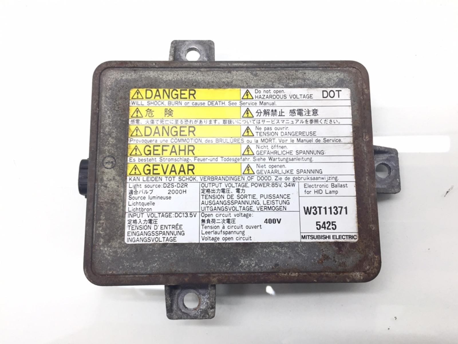 Блок розжига ксенона Mazda 3 BK 2.0 I 2005 (б/у)